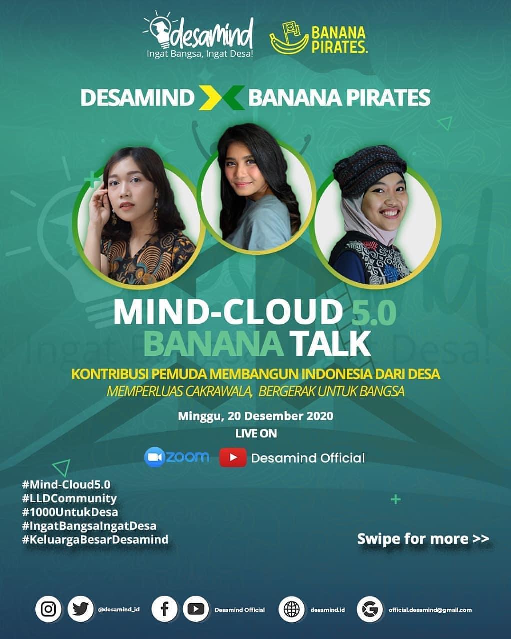 Mind-Cloud & Mind-Stream