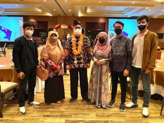 Delegasi Organisasi/Komunitas dalam Rakornas Deputi 1 Kemenpora RI